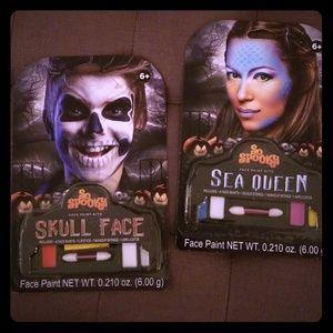 Halloween makeup kit unopened!!